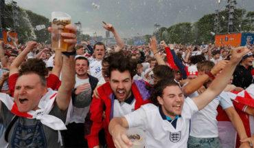 """""""Hooligans"""" consumirán un millón de litros de cerveza en los hostales de Madrid"""