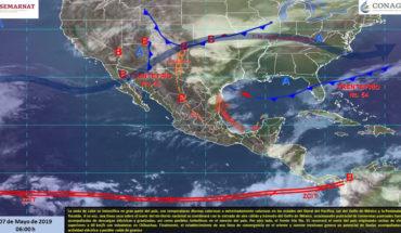 Intensa onda de calor afectará gran parte de México