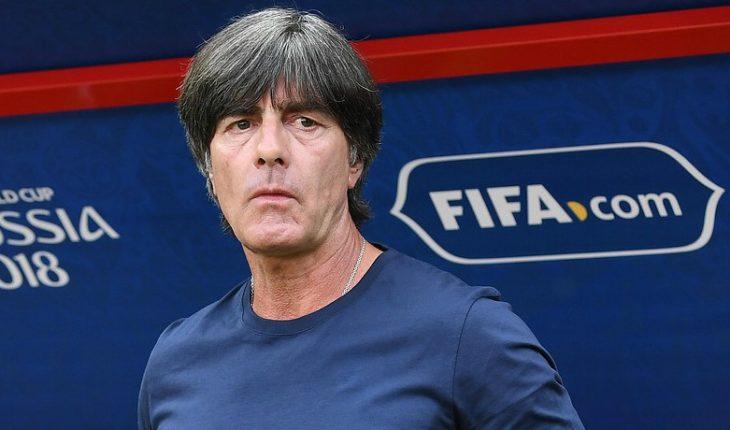 Joachim Löw fue hospitalizado por problemas circulatorios