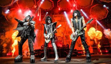 """Kiss cierra el """"Domination"""" con asombrosa presentación"""