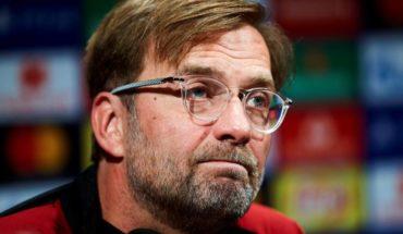 """Klopp en la antesala de la vuelta de Champions ante el Barca: """"Todo es posible, especialmente en Anfield"""""""