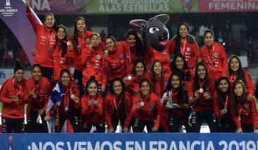 La 'Roja' despegó rumbo a Europa para disputar la Copa del Mundo 'Francia 2019'
