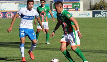 La UC derrotó sin problemas a Cobresal en El Salvador y se mantiene en la cima