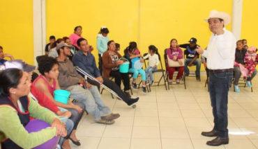 La esperanza del PRD son los jóvenes: Tony Martínez