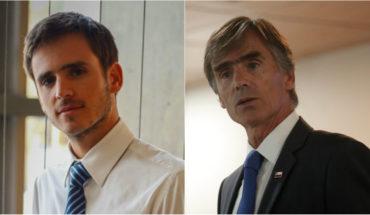 La otra autoridad que fue con su hijo a gira oficial: el periplo por Europa del ministro de Economía con José Tomás Valente