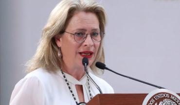 La secretaria de medio ambiente renuncia a AMLO porque se le retrasó su vuelo