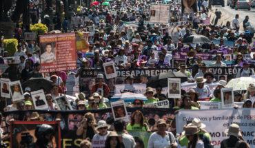 Las denuncias de familias de desaparecidos