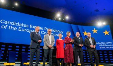 Debate de los candidatos y candidatas a la presidencia de la Comisión Europea en las elecciones europeas 2019. Foto: © European Union 2019 – Fuente: EP (CC-BY-4.0). Blog Elcano