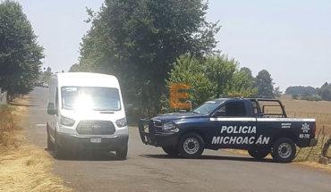 Localizan cadáver de una muejer con el tiro de gracia en carretera de Chavinda, Michoacán