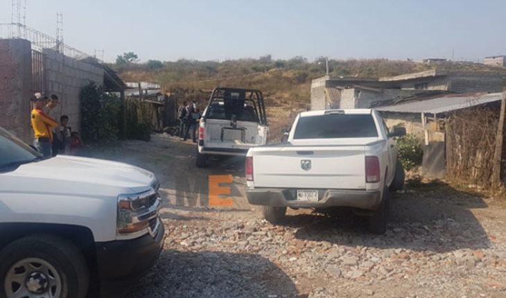 Localizan el cuerpo de un hombre en avanzado estado de descomposición en la colonia Presa de Los Reyes de Morelia