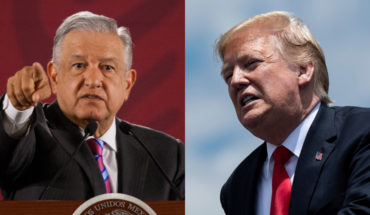 Los problemas no se resuelven con impuestos: AMLO a Trump