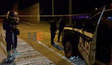 Luego de una persecución y tiroteo, Policía abate a un pistolero en Zacapu, Michoacán