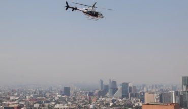 Más de 50 incendios afectan calidad del aire del Valle de México