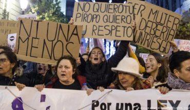 Madrid condena los casi mil feminicidios desde 2003 en España