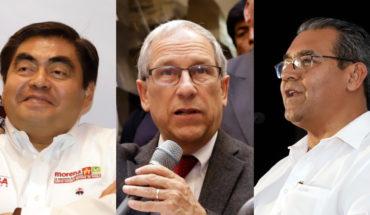 Medios favorecen la campaña de Barbosa en Puebla: monitoreo