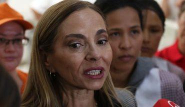 """Ministra Plá: """"Todavía hay una parte de Chile que no cree en la inclusión de las mujeres"""""""