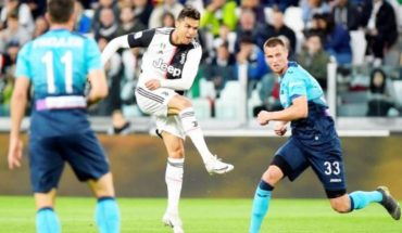 Mirá los goles del empate entre Juventus y Atalanta gracias a Ilicic y Mandzukic