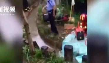 """Mueren dos personas en China, al desplomarse el """"tobogán más largo del mundo"""""""