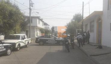 Mujer recibe ocho balazos en Uruapan, Michoacán