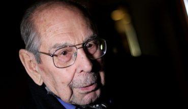 Murió a los 96 años el histórico dirigente del PS y la UP Carlos Altamirano