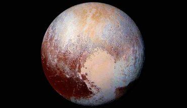 NASA descubrió nuevos indicios de agua en Plutón