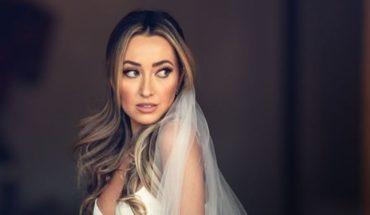 Nuera de Bolsonaro genera polémica por fotografías vestida de novia en lencería