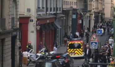 Ocho heridos tras explosión en la ciudad de Lyon en Francia — Rock&Pop