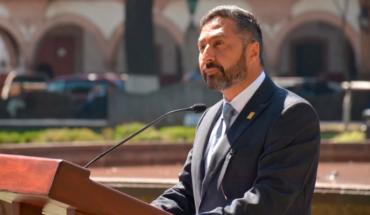Pátzcuaro es de los municipios con mayor pacificación, asegura Víctor Báez