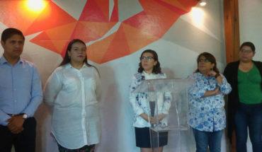 Peleará Movimiento Ciudadano por impulsar agenda legislativa en torno al derecho a abortar