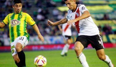 Qué canal transmite River Plate vs Aldosivi en TV: Copa Superliga Argentina 2019
