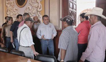 Raúl Morón invita los habitantes a respetar la democracia cuando se elija jefe de tenencia en Teremendo