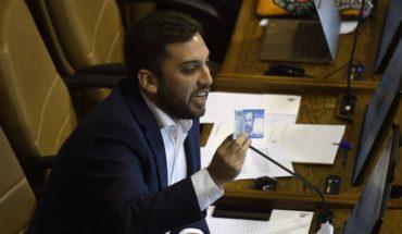 """Raúl Soto: """"El día lunes sí o sí voy a estar presidiendo la Comisión de Trabajo"""""""