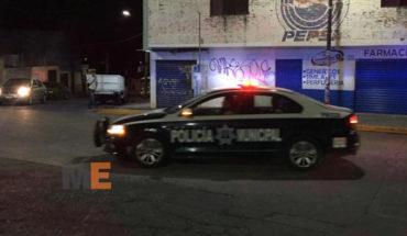 Roban camioneta al secretario de Servicios Públicos Municipales de Morelia