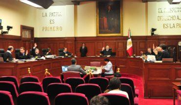 SCJN acepta que hay casos de corrupción en el Poder Judicial; Jalisco el estado con más reportes
