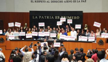 Senado aprueba reforma de paridad de género