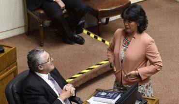 Senadores DC piden cuidar clima al interior del partido tras votación de proyecto de pensiones