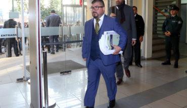 Sergio Moya presentó recurso de protección por allanamiento a su casa