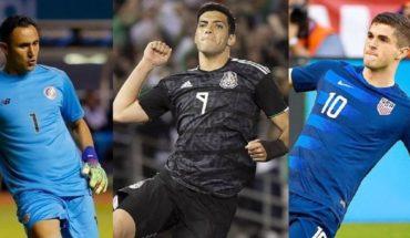 TOP: ¿Quiénes son los cracks a seguir en la Copa Oro 2019?