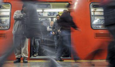 Tres personas resultan con quemaduras por falla en metro Chabacano