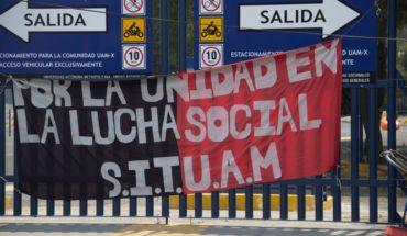 UAM ofrece al sindicato pagar el 100% de salarios caídos