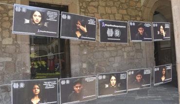 """UMSNH presenta campaña y """"Declaratoria contra la violencia y la sana convivencia"""""""