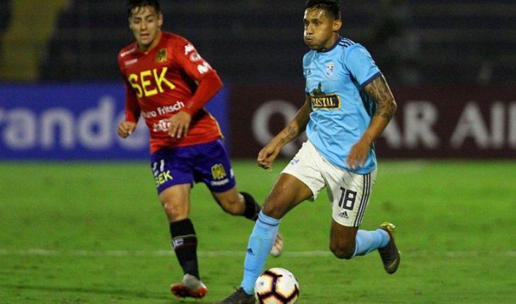 Unión Española le dijo adiós a la Sudamericana tras ser goleada nuevamente por Sporting Cristal