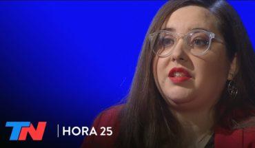 Brenda Mato, modelo XL   HORA 25