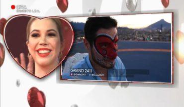 Ernesto y Daniela en su cita con la pinta caritas | Mitad y Mitad