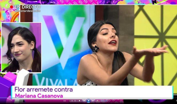 Flor se va contra Mariana Casanova | Destardes