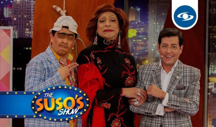 Juan Carlos Giraldo habla de su amistad con Helenita Vargas | The Suso's Show