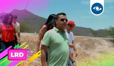 La Red: ¡Escándalo! Continúan los pleitos por las tierras de Diomedes Díaz | Caracol Televisión