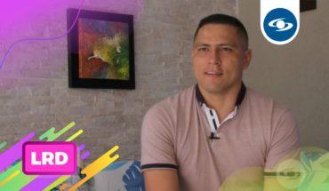 La Red: Así ha sido la recuperación de Anderson Zapata tras grave trombosis- Caracol Televisión
