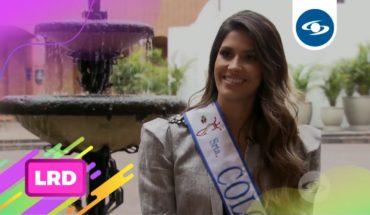 La Red: En Exclusiva: ¿Qué pasa con la señorita Colombia, irá o no a Miss Universo? - Caracol Televi