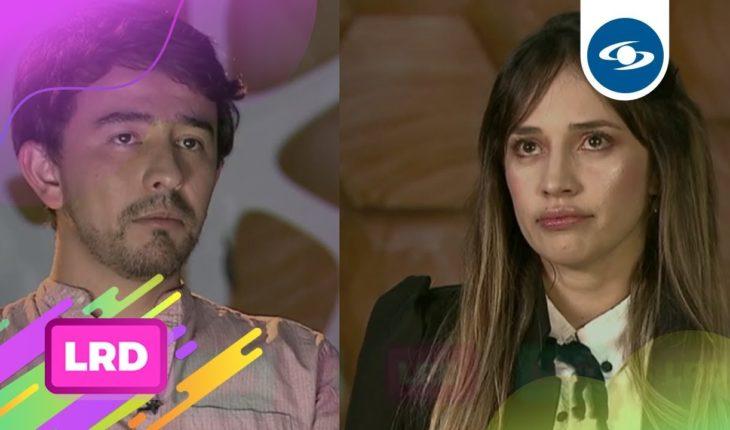 La Red: William Leandro afirma que no golpeó a Zulma Rey - Caracol Televisión